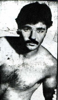 Mike Picciotti boxer