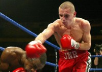 Stephen Foster boxer