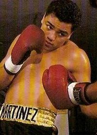 Steve Martinez boxer