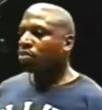 Cleveland Woods boxer