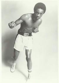 Derrik Holmes boxer