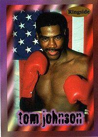 Tom Johnson boxer