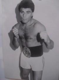 Luis Dionisio Barrera boxer