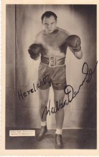 Walter Demke boxer