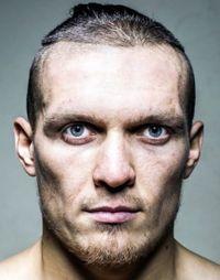 Oleksandr Usyk boxer