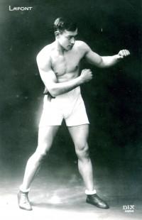 Gaston Lafont boxer