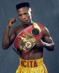 Welcome Ncita boxer