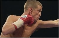 Peter Culshaw boxer