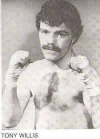 Tony Willis boxer