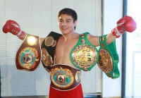 Jorge Arce boxer