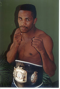 Ener Julio boxer