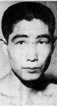 Yasuo Sakurai boxer