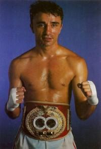 Jozsef Zoltan Nagy boxer