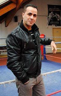 Djamel Lifa boxer