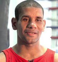 Giovanni Andrade boxer