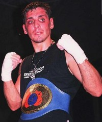 Francisco Nohales boxer