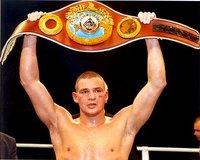 Bert Schenk boxer