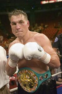 Oleg Maskaev boxer