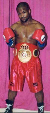 Ross Thompson boxer