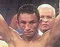 Yober Ortega boxer