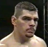 Troy Roberts boxer
