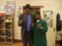 Rodney Wilson boxer