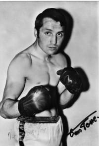 Jean van Torre boxer
