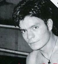 Cecilio Espino boxer