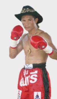 Pramuansak Posuwan boxer