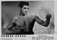 Egisto Peyre boxer