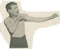 Camille Coeuille boxer