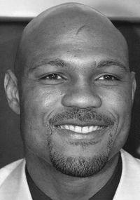 Byron Mitchell boxer