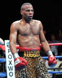 Emanuel Augustus boxer