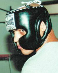 Brian Barbosa boxer