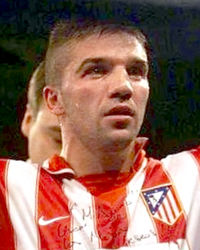 Oscar Sanchez boxer