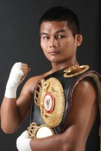 Prakorb Udomna boxer