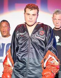 Herman Potgieter boxer