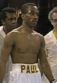 Jimmy Paul boxer