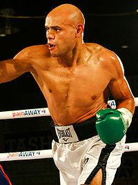 Naoufel Ben Rabeh boxer