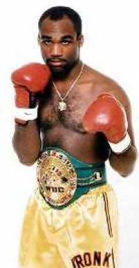Duane Thomas boxer