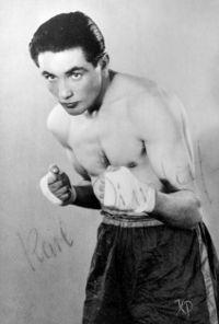 Karl Pinsdorf boxer