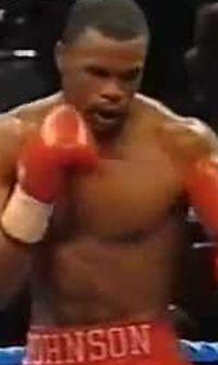 Chris Johnson boxer