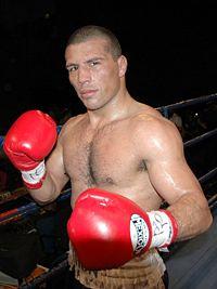 Sebastian Andres Lujan boxer