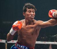 Isidro Toala boxer