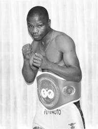 Daniel Kodjo Sassou boxer