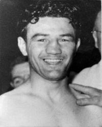 Ronnie Clayton boxer