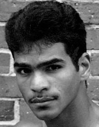 Edwin Santana boxer
