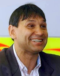 Chris Sanigar boxer