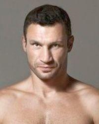Vitali Klitschko boxer