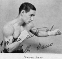 Giacomo Spano boxer